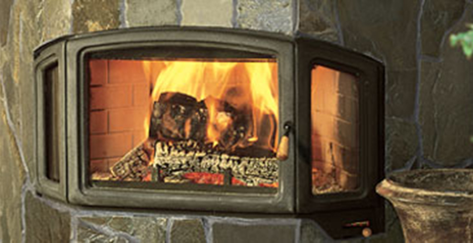 Rsf Delta 2 Wood Fireplace From Mississauga Home Comfort